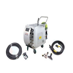 Seven Car Wash Equipment Powerful Steam Washer with Vacuum (Diesel) CL1700 Gold