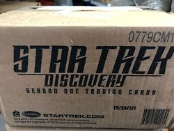 Star Trek Discovery Season 1 Sealed Case Trading Cards IN STOCK
