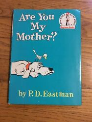 Random House Beginner Books Are You My Mother By PD Eastman 1960 B18
