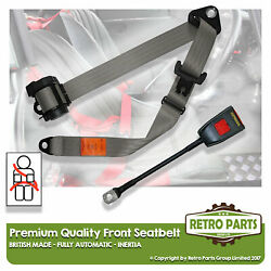 Front Automatic Seat Belt For Simca Aronde - 1953-1958 Grey