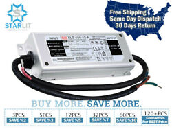 Mean Well Xlg-150-12-a Power Supply Led Driver 100-305vac 150w 12.5a 12v Output