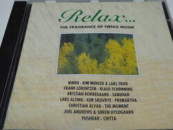 Various - Relax - The Fragrance Of Fonix Music - Vg+ Cd
