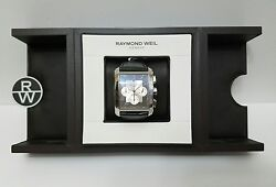 Raymond Weil Giovanni Cosi Grande Stainless Steel Menand039s Watch 4878-stc-00668