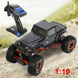 NEW 1:10 HSP Electric RC Rock Crawler Monster Truck Climbing Off Road Car 4WD US