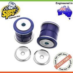 Superpro Control Arm Lower-front Bush Kit For Holden Crewman - Vy-vz 4wd-front