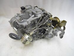 Rochester 2bbl. 17081652=6cyl. Buick / Chevy / Olds. 2.8l 173 Eng. A/t W/ac