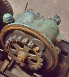 Twin Disc Marine MG-506-1  1.97:1 Ratio Transmission  Gearbox  2.0:1
