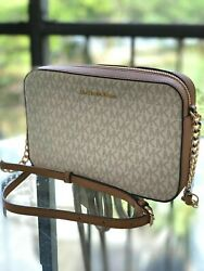 Michael Kors Women Lady Crossbody Messenger Leather Shoulder Bag Handbag Purse $109.95