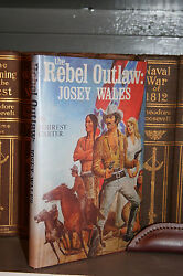 1973 rare 1st The Outlaw: Josey Wales wsignature Asa Forrest Carter