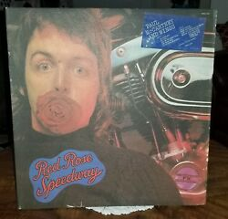 The Beatles-paul Mccartney-rarerarerare Red Rose Speedway Package-see Picture