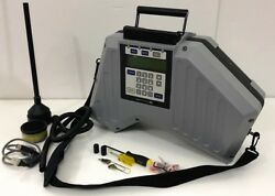 Thermo MIRAN Sapphire AMBIENT AIR ANALYZER Model 205B-XL1A3N WITH CASE
