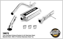 Magnaflow Magnaflow Series Cat-Back Exhaust System for Tahoe - 16672 - New