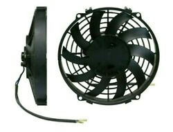 9and039 Universal Cooling Fan S-blade 80watts Pusher/reversible 12volts Cf-1209