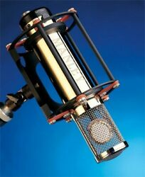 Manley Labs Gold Reference Multi Pattern Tube Condenser Microphone