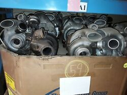 Lot Of 59 Rebuildable 6.7l Ford Powerstroke 2011-2014 Dual Scroll Turbochargers