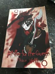 A Killer for the Queen by Shaun Webb Paperback Book (English)  Signed Author
