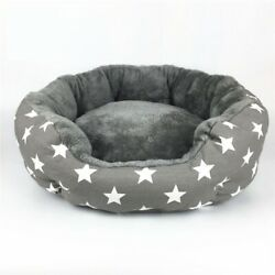 Dog Bed Pet Soft Pad Warm Cat Sofa Cushion Mat Kennel House Puppy Blanket Pillow