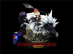 F3 Sd Charlotte Katakuri Gk Painted Resin Model Statue Collection 15and039and039 In Stock