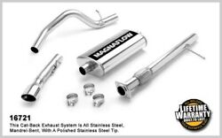 Magnaflow Magnaflow Series Cat-Back Exhaust System for Avalanche - 16721 - New