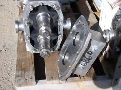 APV positive displacement pump SS product contact rubber rotors