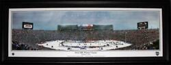 2014 Winter Classic Toronto Maple Leafs Detroit Red Wings Panorama Nhl Frame
