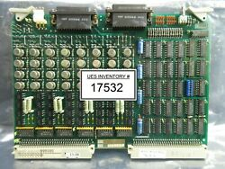 Philips 1721/00 Processor Pcb Card Asml 9406.217.2100 Pas 5000/2500 Used Working