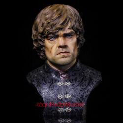 Game Of Thrones 1/1.5 Tyrion Lannister Little Devil Bust 11and039and039 Statue Limited199