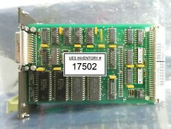Asml 4022.428.1804 Prealignment Unit Pcb Card Pas 5000/2500 Wafer Stepper Used
