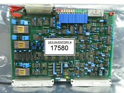 Asml 4022.428.1457 Tb 2500 T Pcb Card Pas 5000/2500 Wafer Stepper System Used