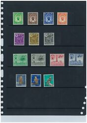 Abu Dhabi 1960s/1970s - Mostly Mnh - See Images