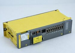 Used Fanuc Servo Amplifier A06b-6080-h305 Tested In Good Condition
