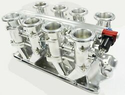 Maximizer Individual Throttle Body Kit For Chevy Sbc 350 With 50mm Air Horns