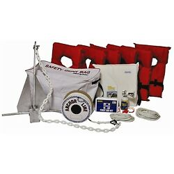 The And039and039deluxe Yachtorsand039and039 Non -haz-mat Coast Guard Safety Kit 7-0741