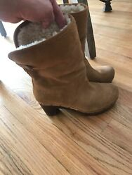 UGG Boots Size 5 Light Brown