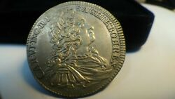 1732 Austria 15 Kreuzer Uncirculated Km715 Very Rare In This Condition
