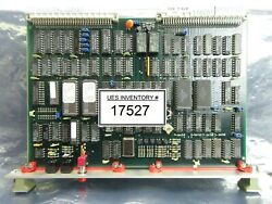 Philips Pg 2910 Processor Pcb Card Sysgpb Asml 4022.422.6640 Pas 5000/2500 Used