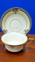 Rosenthal China Gladmere Large Breakfast Cup And Saucer Set
