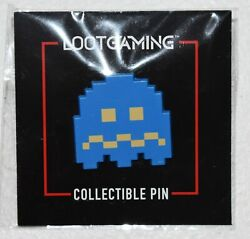 Pac-man Ghost Pin - Loot Crate Exclusive