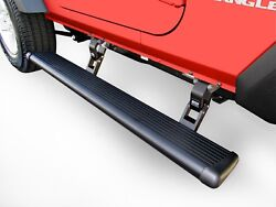 Amp Research Powerstep Running Boards System For 2014-2017 Jeep Grand Cherokee