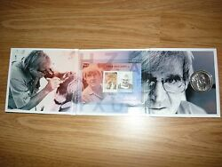 2012 Fred Hollows Medallion Special Folder--only 200 Issued