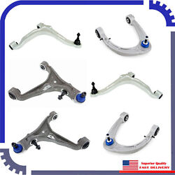 6Pcs Brand New Suspension Control Arm Kits For 2008-2014 Cadillac CTS Base