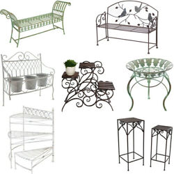 Indoor/outdoor Special Decorative Metal Plant Stand For Home, Garden Or Yard