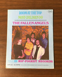 Philco Hip-pocket Records Room At The Top / The Fallen Angels / Sealed