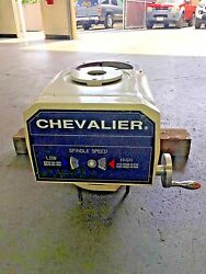 Chevalier Variable Speed Upper Section Mill Head, Without Motor