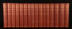 1927-1936 16vol Works Of Walter Savage Landor Limited Edition Welby Illustrated