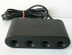 Nintendo Switch Gamecube Controller Adapter Official Oem Smash Wii U Wup-028