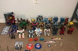 Transformers Collection 30+ Items Including Golden Fidget Spinner And More