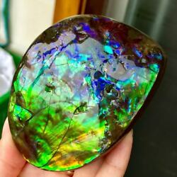 201g Extremely Natural Red/purple/blue/green Rainbows Canada Spot Color Stone