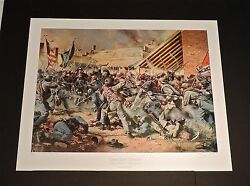 Don Troiani - The Opdyckes Tigers - Collectible Civil War Print - Mint Condition