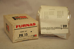 Furnas PK 15 Parts Kit 15 Rotor Contact - Finger - Spring (New in Box) J1877S